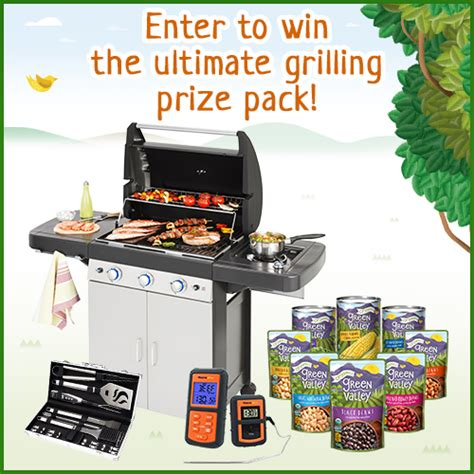 Prize Sweepstakes - green valley sweet summer sweepstakes