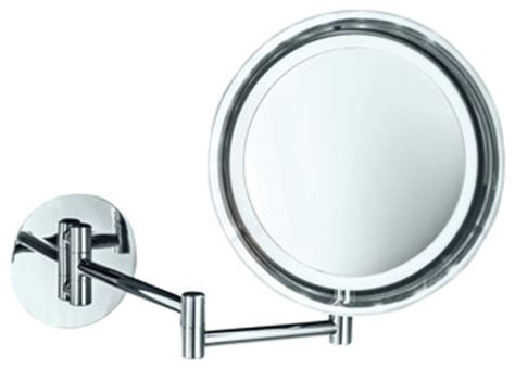 battery operated bathroom mirror lights smile 716 battery operated lighted makeup mirror 5x