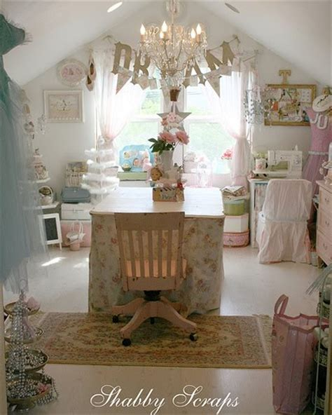 shabby chic sewing room from my front porch to yours sewing room treasures