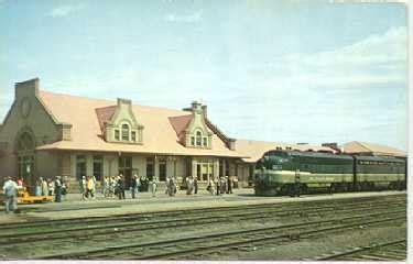 np depot images billings mt depot sixties