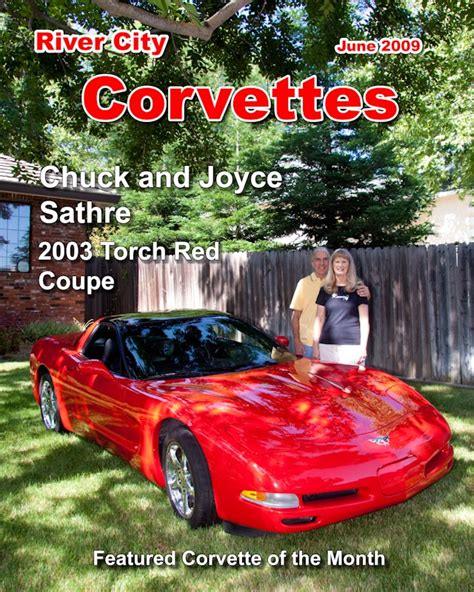 where did the name corvettee from river city corvettes of sacramento corvette of the month