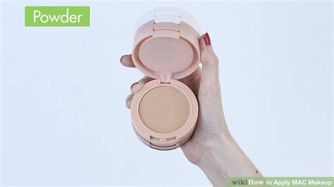 Mac Makeup Application by How To Apply Mac Makeup With Pictures Wikihow