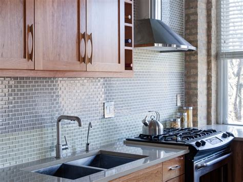 Ideas For Mirror Backsplash Tiles Design Glass Tile Backsplash Ideas Pictures Tips From Designforlifeden Throughout Kitchen Tile