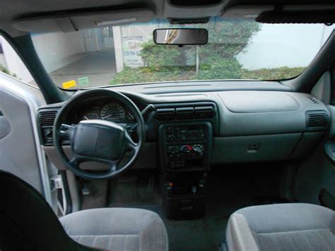Chevy Venture Interior by 1999 Chevrolet Venture Pictures Cargurus