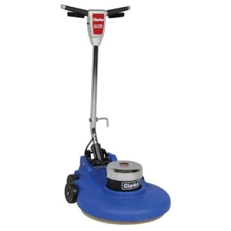 clarke commercial electric floor burnisher discontinued