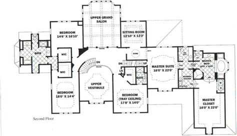 Mansion Layouts Floor Plan Grove Plantation Bed And Breakfast Mansion Floor Plan In Uncategorized Style