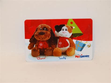 Petsmart Gift Card - petsmart gift card chance and lucky zero balance