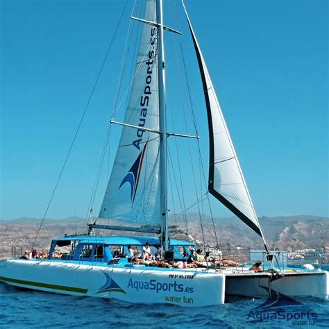 rent catamaran gran canaria catamar 225 n en gran canaria