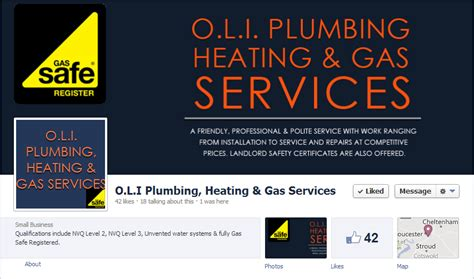 Plumbing And Gas Services by Oli Plumbing Heating And Gas Services By Mmmbisto On