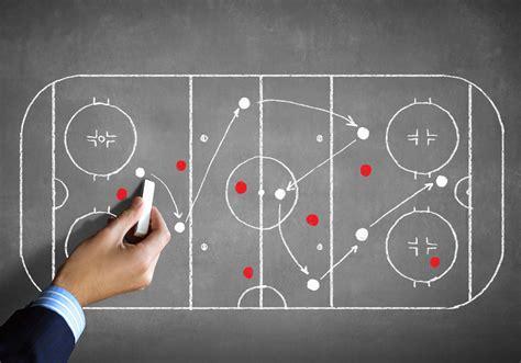 surface hand chalk board coach hockey playground hockey field box forming circuit strategy