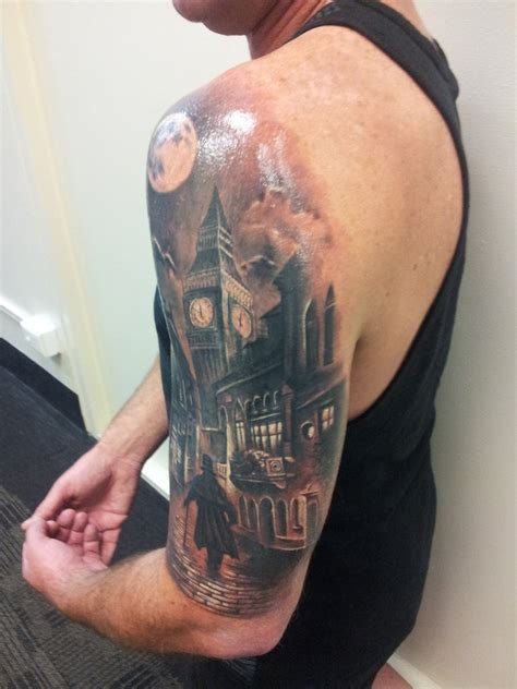 london tattoo theme by calebslabzzzgraham on deviantart