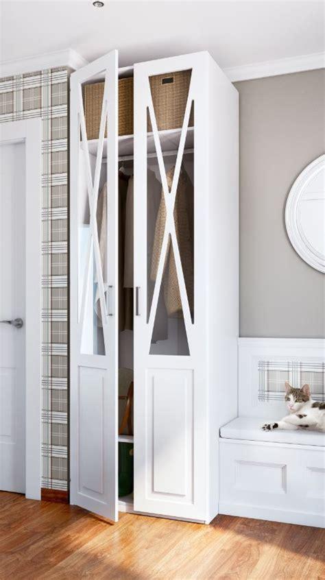 recibidores con armarios aprovechar el espacio recibidor es posible un armario