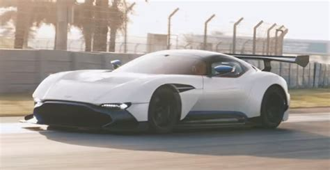 aston martin top gear top gear aston martin vulcan at track dpccars