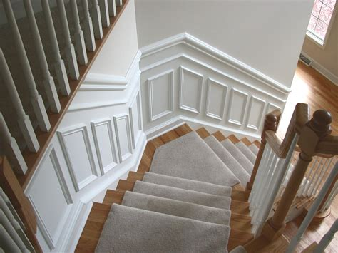 Stairs Moulding by Stair Trim Molding Ideas Images