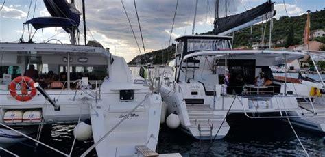 catamaran charter reviews catamaran charter croatia picture of skippercity split