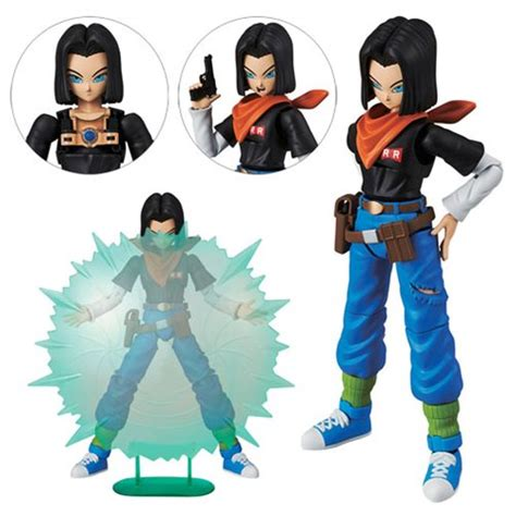 Bandai Figure Rise Standard Android 17 z android 17 figure rise standard model kit