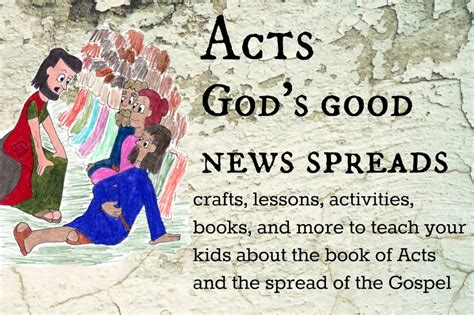 themes in the book of acts 100 ideas to teach the new testament to kids