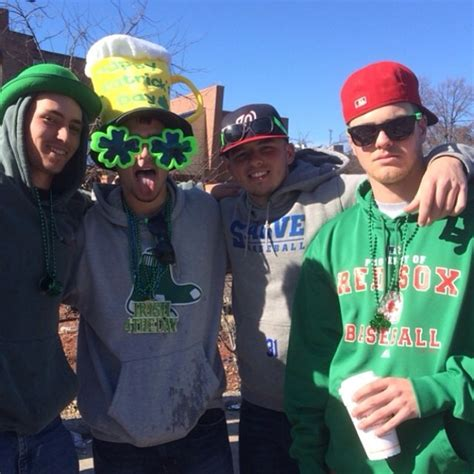 on why does boston have two st patricks day parades in a word when irish guys are smiling vice canada