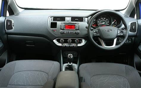 kia rio mk3 review 2011 on