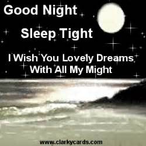 Good night sleep god blessed sleep tights good night friends night