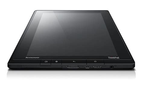 Lenovo Q2 thinkpad tablet to get android 4 0 in q2 notebookcheck