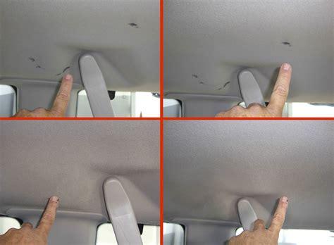 headliner upholstery repair fabric repair snows auto interior restoration