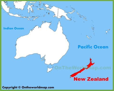 New Zealand Address Finder Where Is New Zealand Located On A Map Deboomfotografie