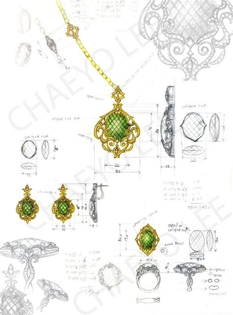 jewelry design maker software pin by araceli pescador on jewellery sketches pinterest