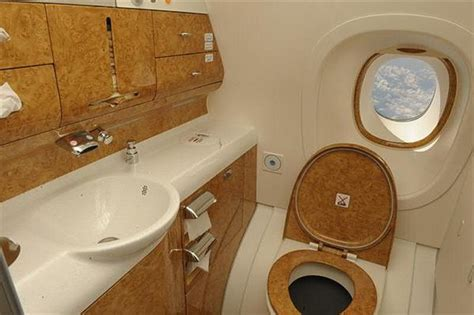 emirates a380 bathroom 10 of the best loos with a view