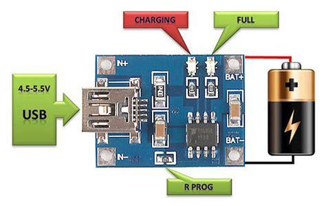 Modul Powerbank 2 Slot Usb Diy Charger Baterai 18650 Module Power Bank 1a mini usb lipo battery charger electronics diy