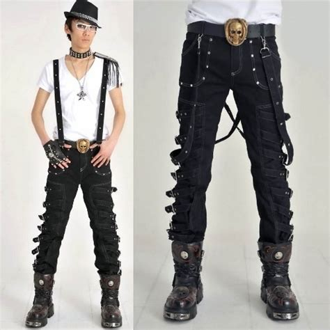 fashion for heavy men 40 best goth clothes for my boo and i images on