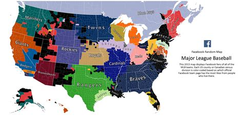 mlb map here s s 2015 mlb fandom map