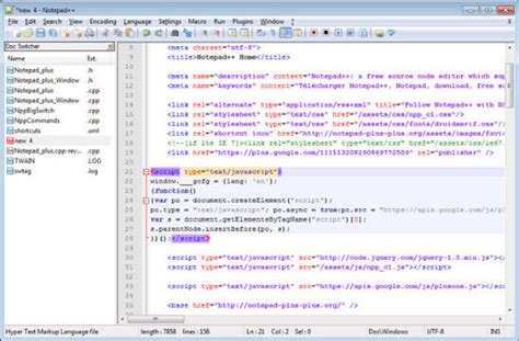html editor themes free download the 9 best free html editors for web developers windows