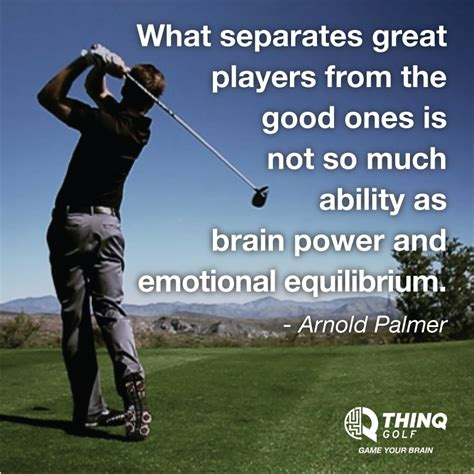 golf swing quotes what separates great players from the good ones golf