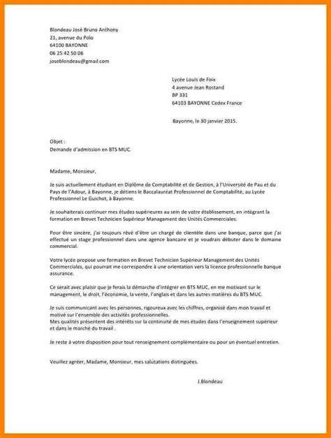 lettre de motivation pour une formation lettre de