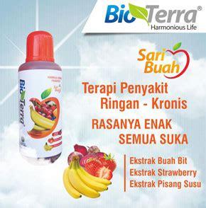 Bioterra Biotera Bio Terra Sari Buah bioterra sari buah herbal sehat
