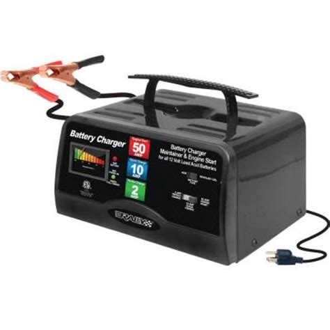 rally manufacturing 2 10 50 battery charger 7535 the