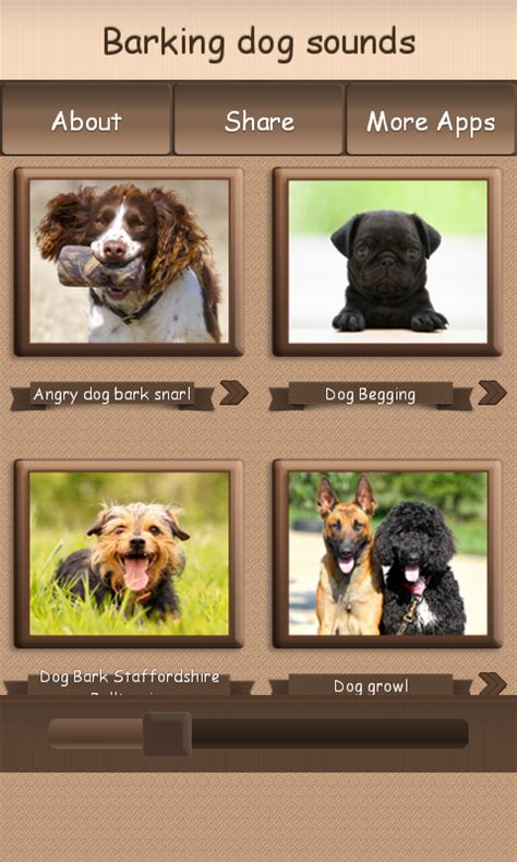barking audio barking sounds android apps on play