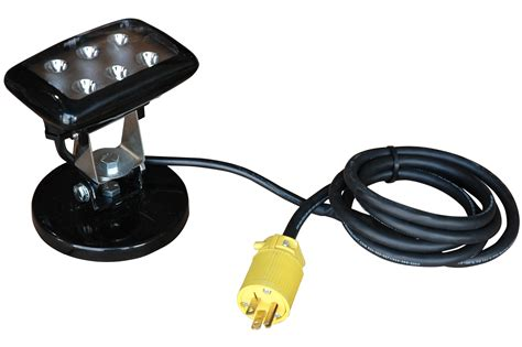 magnetic light magnetic 12v work light industrial electronic components