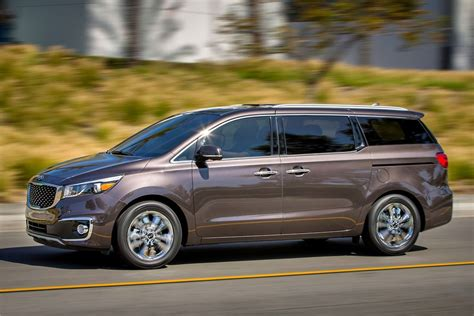kia sedona 2015 reviews kia sedona 2015 car review honest