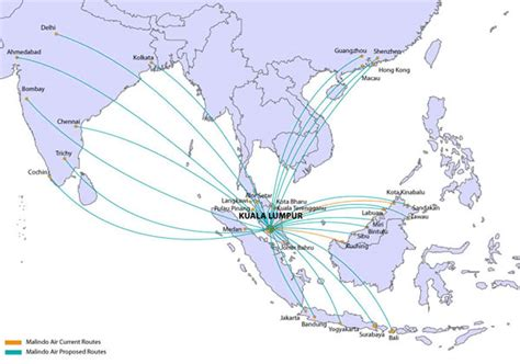 batik air route map malindo air book our flights online save low fares