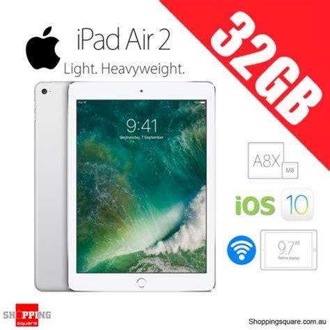 Air 2 32gb apple air 2 32gb 9 7inch wifi tablet silver shopping shopping square au
