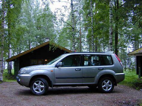 L Nissan X Trail 2001 Lh essai nissan x trail 2001 le 4x4 compact quot quot