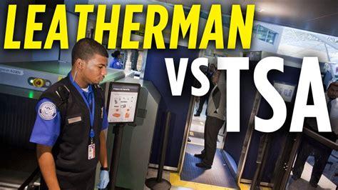 leatherman tsa leatherman style ps vs tsa