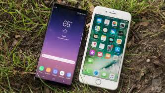 Samsung Note 8 Vs Iphone 8 Plus Samsung Galaxy Note 8 Vs Apple Iphone 7 Plus