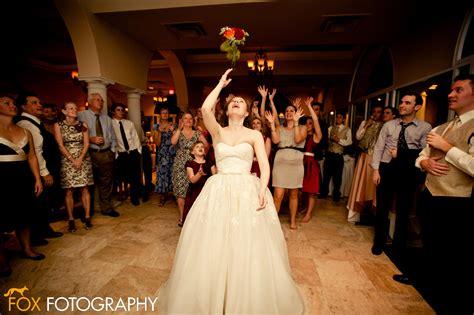 Wedding Bouquet Toss wedding traditions explained bouquet toss