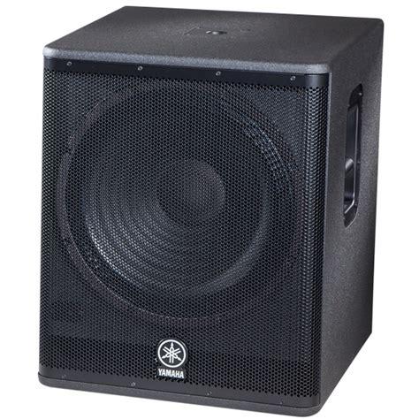 Speaker Yamaha Dsr 118 yamaha dsr118w toimitus 0 hifikulma