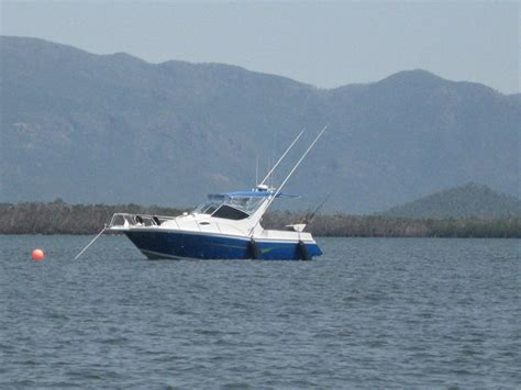 used boats cairns 2008 cairns custom craft series 8000 bridge deck for sale