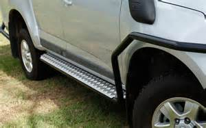 Isuzu Side Steps Holden Colorado Rg Isuzu Dmax 2012 Air Bag Compatible