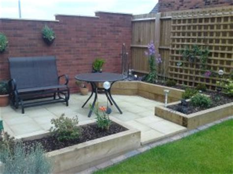 newly built new build landscaping shropshire